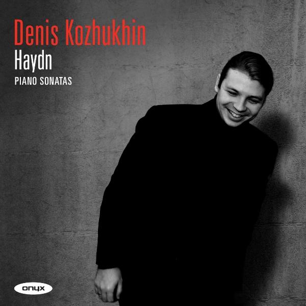 cover haydn kozhukhin ONYX-4118