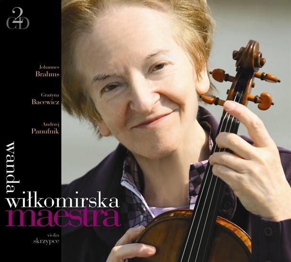 cover maestra wilkomirska polskie