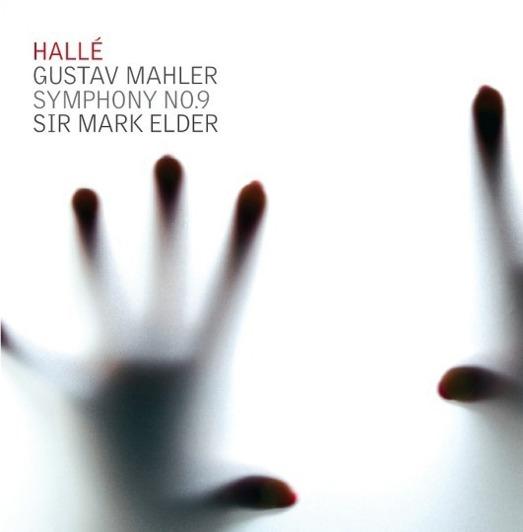 cover mahler 9 elder halle