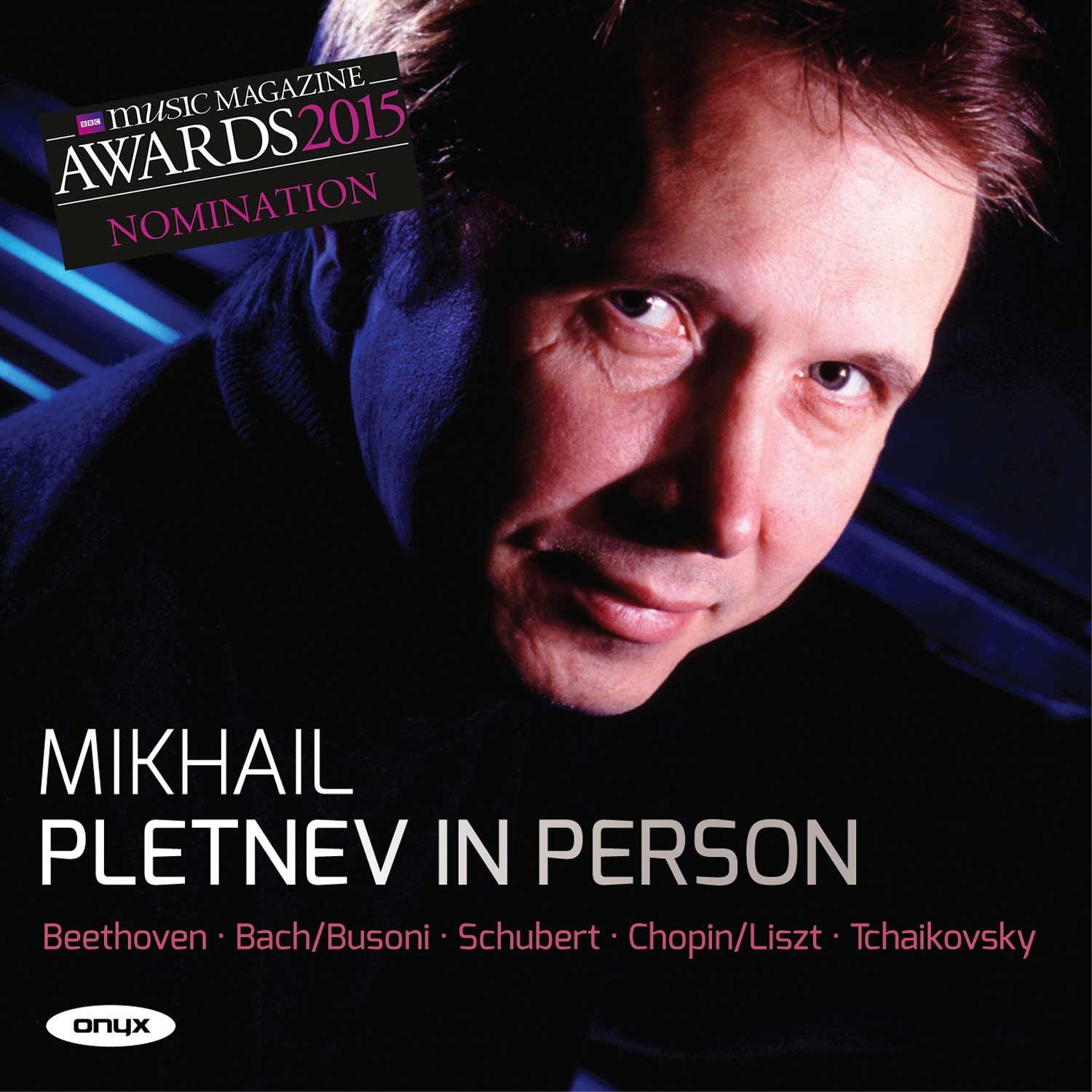 cover pletnev in person onyx
