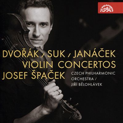 cover spacek concertos supraphon