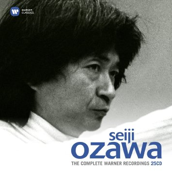 cover Ozawa Warner