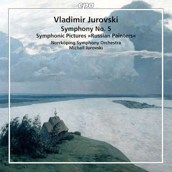 cover jurowski 5è symph cpo
