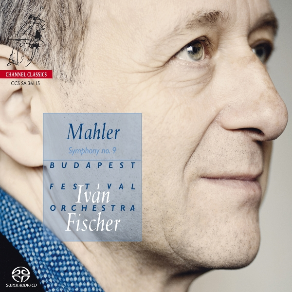 cover mahler 9 fischer channel