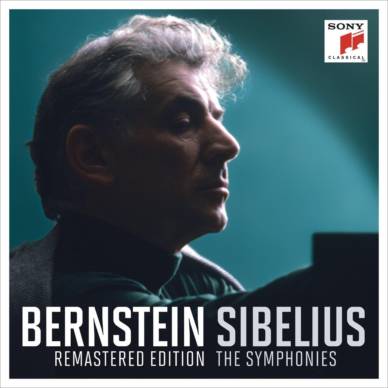 cover sibelius bernstein sony
