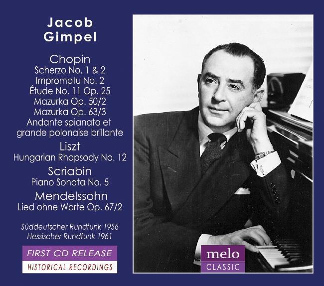 cover jacob gimpel meloclassic