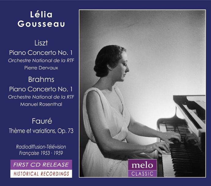 cover lelia gousseau meloclassic