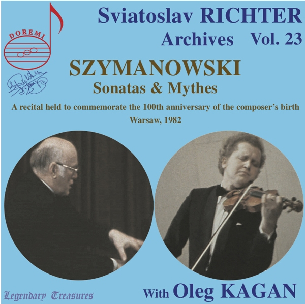 cover richter szymanowski doremi