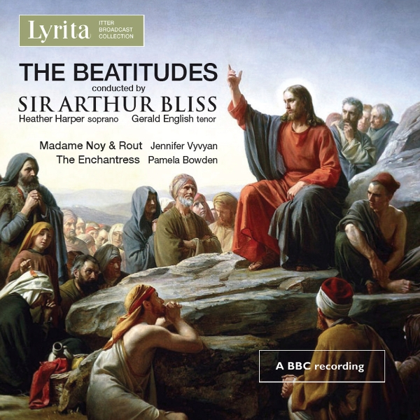 cover lyrita bliss beatitudes