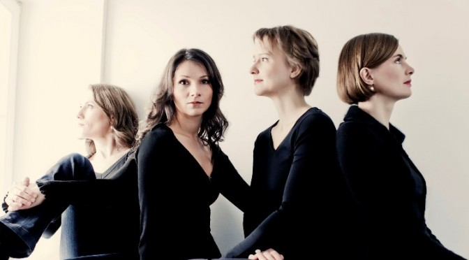 Les quatre dames