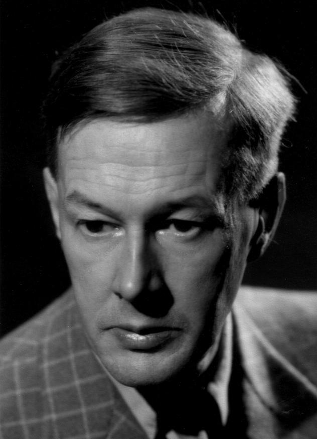 Le compositeur anglais Robin Milford, à la fin des années 1950, peu de temps avant sa mort - Photo : (c) DR