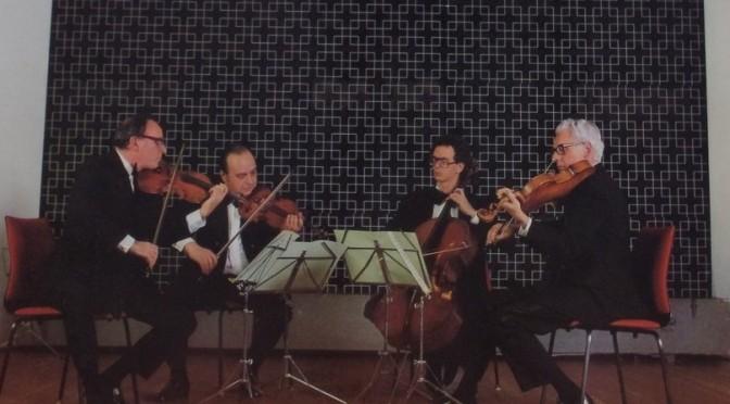 Quatuor de génie