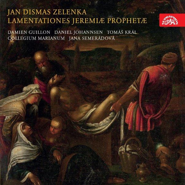 cover Zelenka-Lamentations-Collegium-Marianum