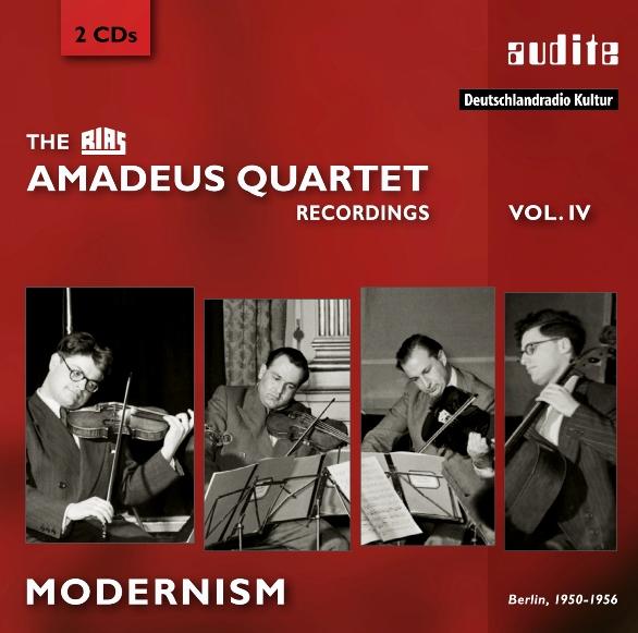cover audite amadeus modernism