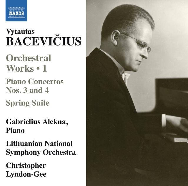 cover bacevicius alekna naxos