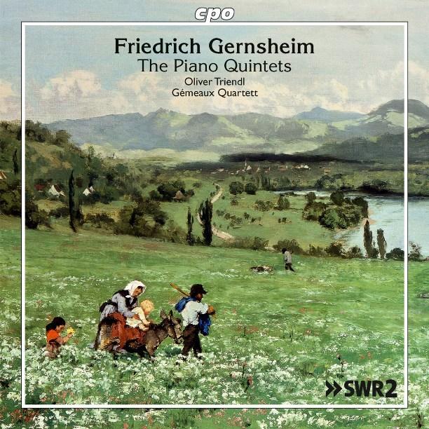 Cvr Gernsheim Quintets CPO
