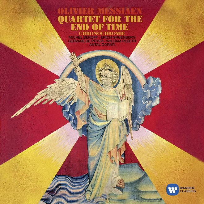 cover messiaen quatuor dorati emi