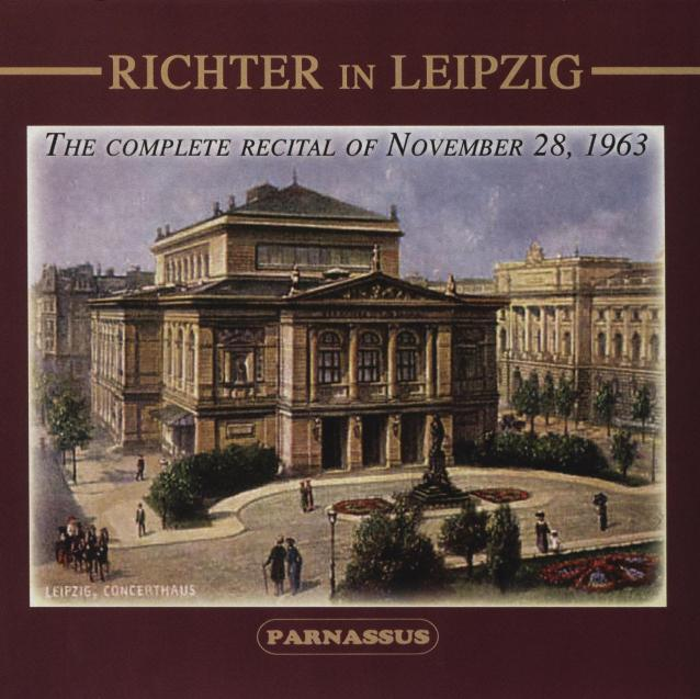 cover richter leipzig 1963 parnassus
