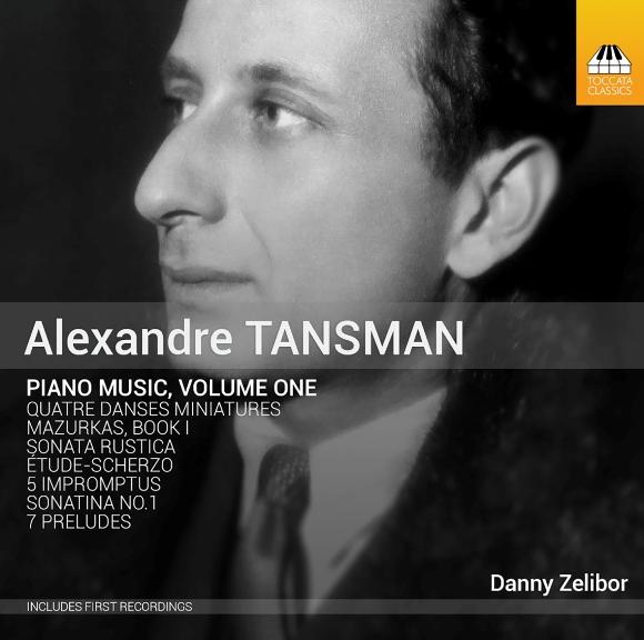 cover tansman zelibor vol 1