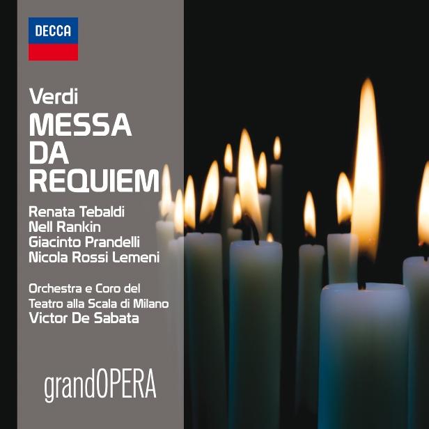 Photo Cvr Requiem Verdi Tebaldi Decca