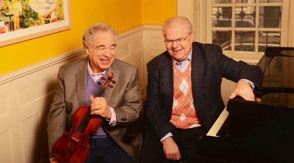 Itzhak-Perlman--Emanuel-Ax