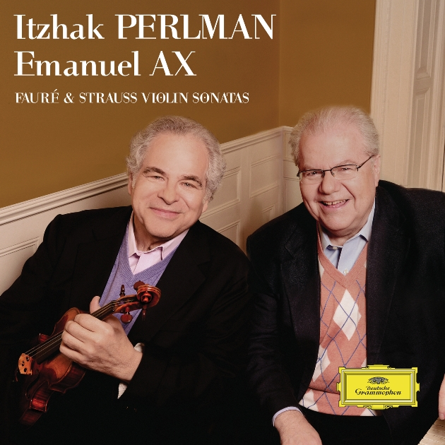 cover strauss perlman dgg
