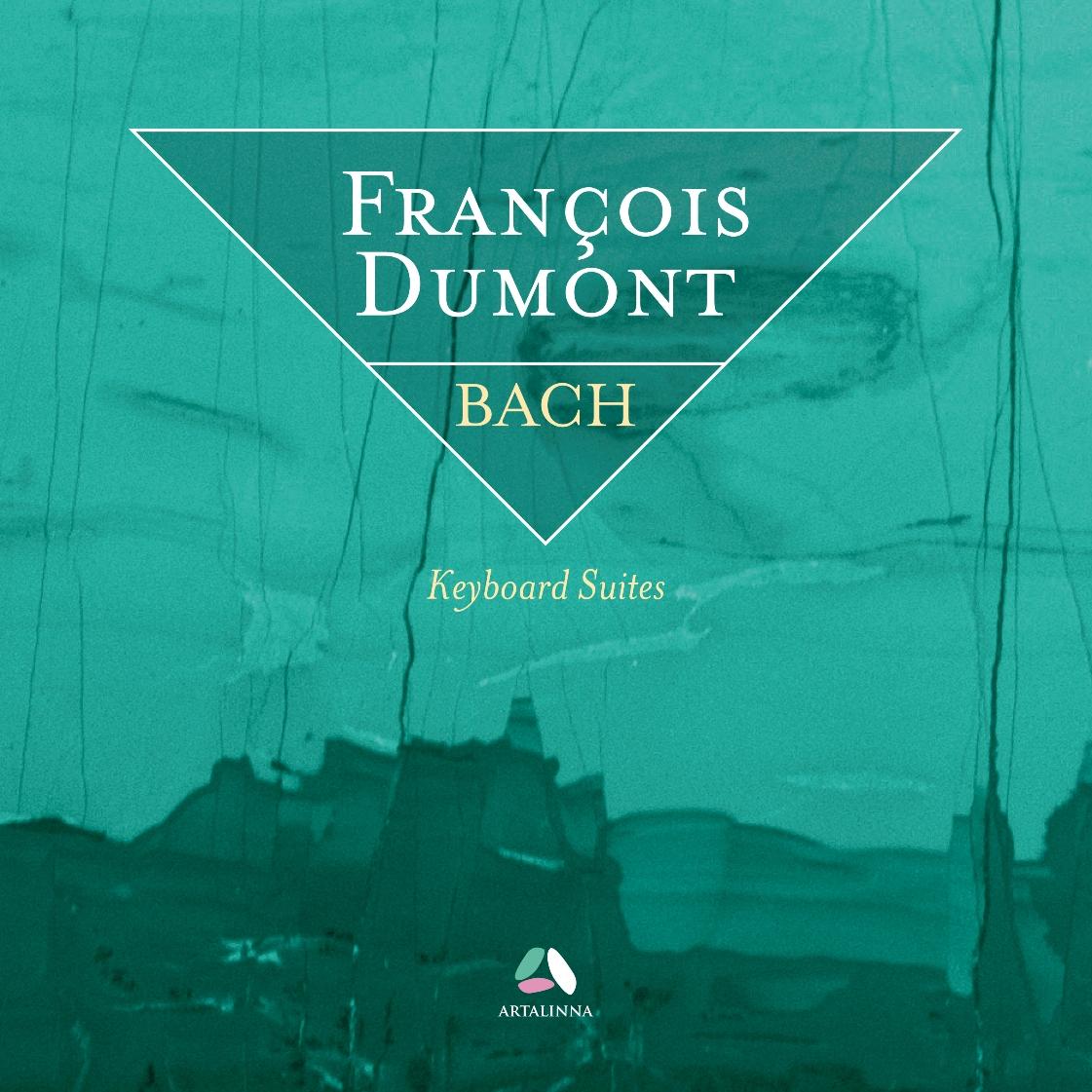 Cvr Bach I François Dumont