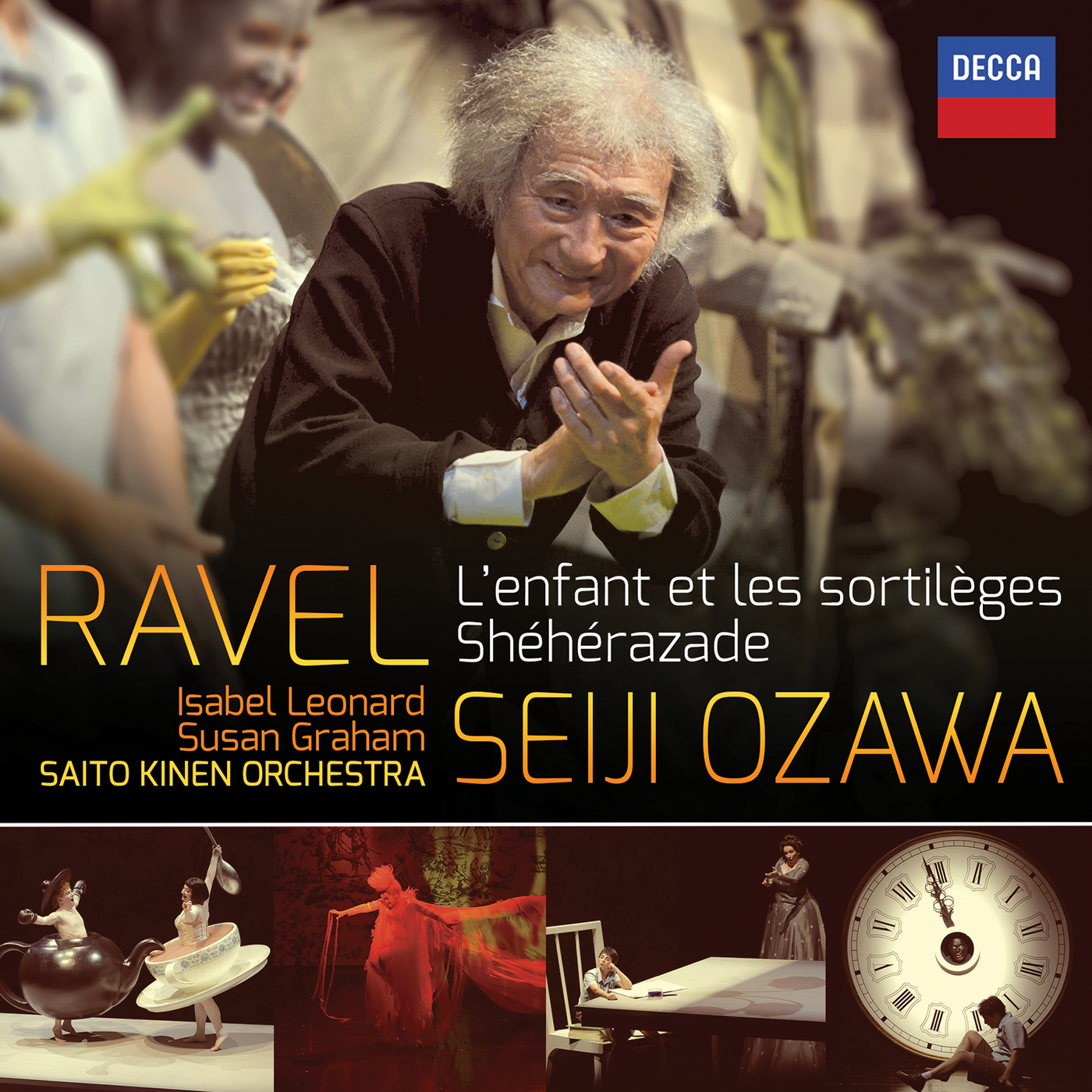 cover ozawa ravel enfant