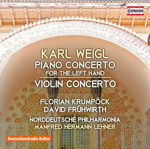 cover weigl concertos capriccio