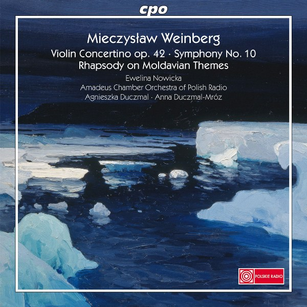 Cvr Weinberg Concertino Duczmal CPO