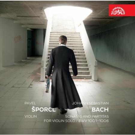 Cover Sporcl Bach Partitas