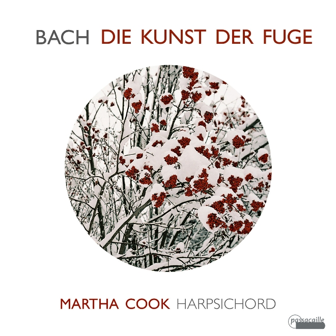 cover bach cook passacaille