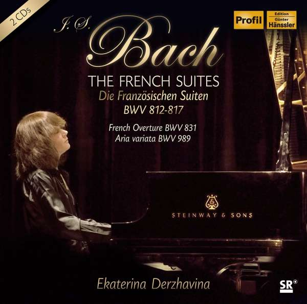 cover bach suites derzhavina