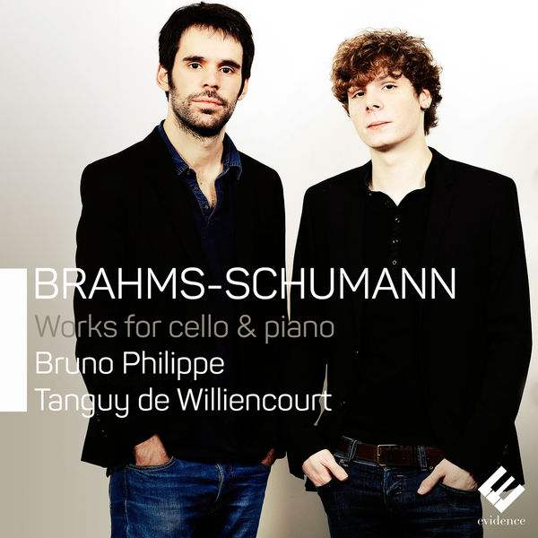 cover brahms philippe evidence