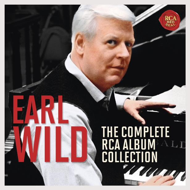 cover earl wild rca