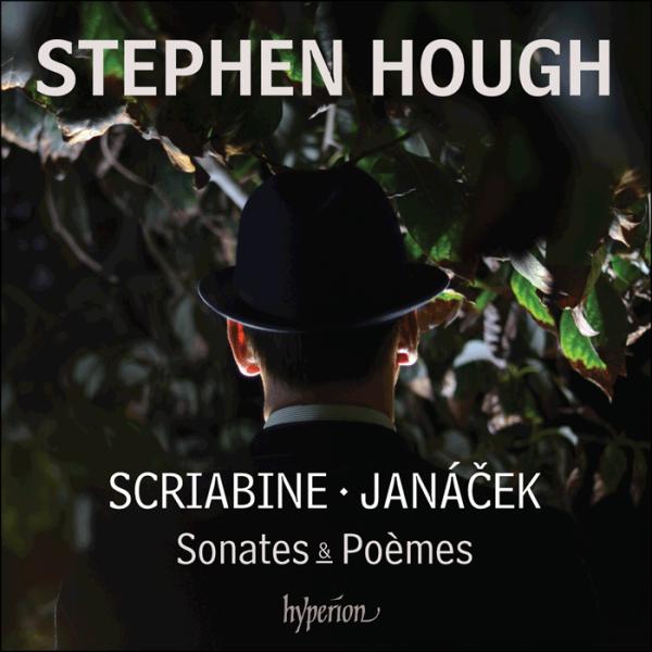 cover hough janacek scriabin hyperion