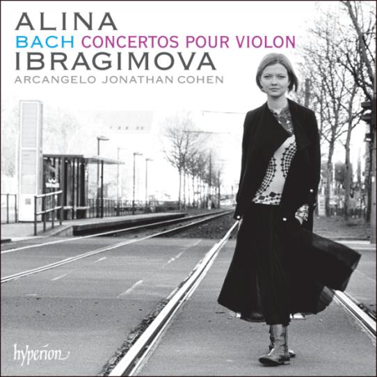 cover ibragimova bach concertos hyperion