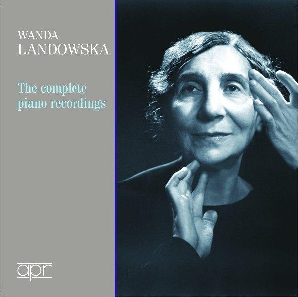 cover landowska piano APR