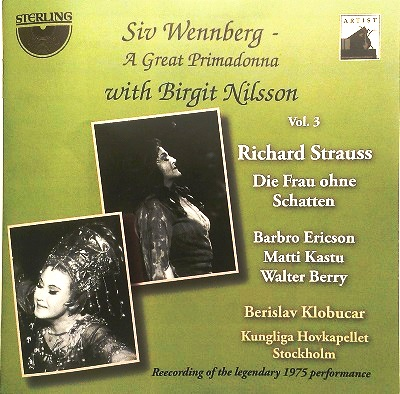cover wennberg strauss frau sterling