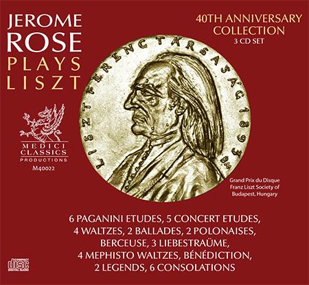 m40022-x - Jerome Rose - Liszt