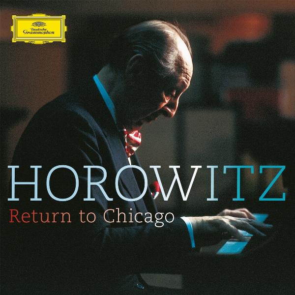 cover horowitz chicago dgg