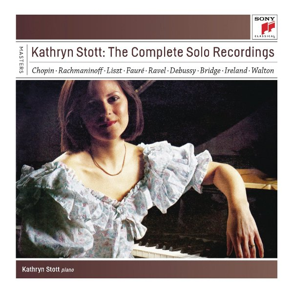 cover stott complete solo sony