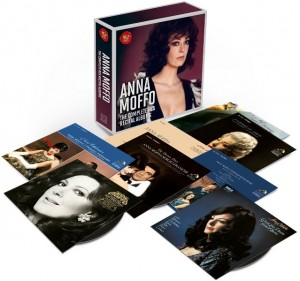 cover coffret anna moffo sony