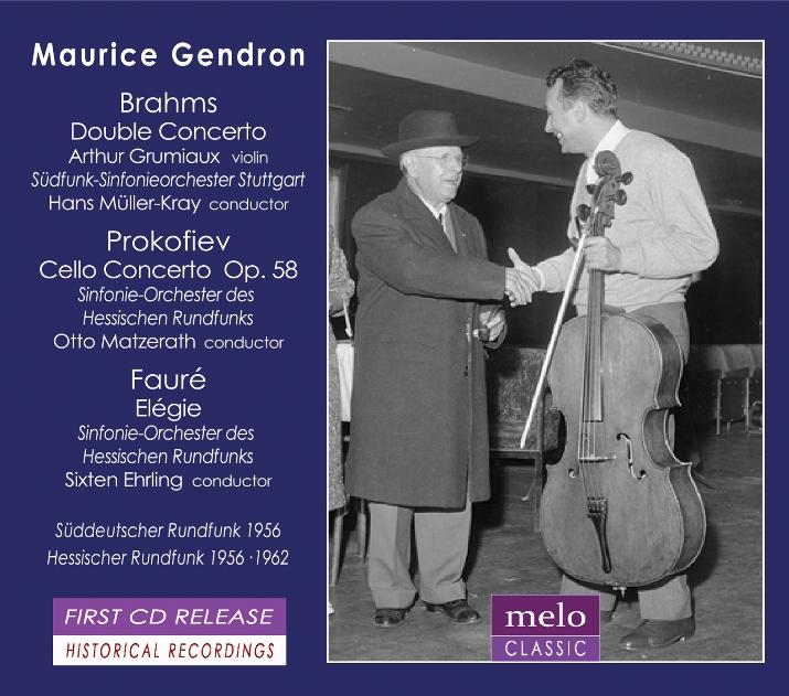 Cvr Meloclassic Gendron Concertos