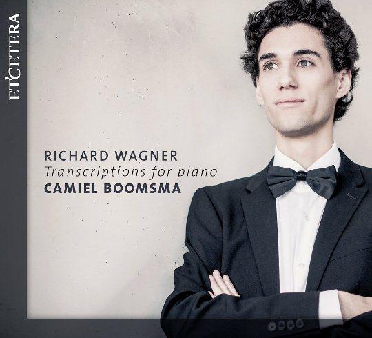 cover wagner transcriptions boomsma