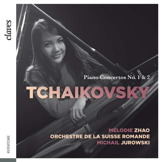 cover zhao tchaiko claves
