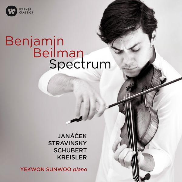 cover spectrum beilman