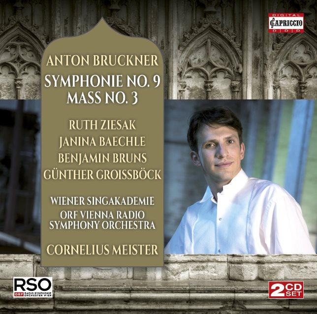 cover bruckner 9 meister