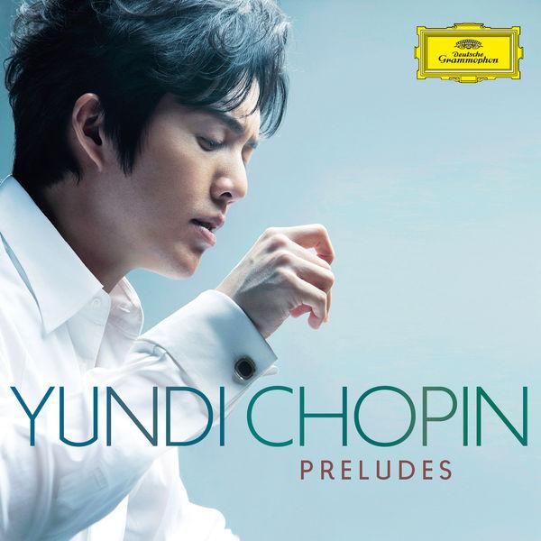 chopin preludes yundi dgg