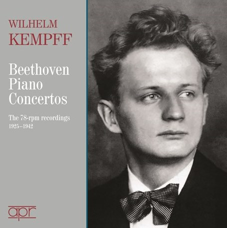 cover beethoven apr kempff 1930 concertos